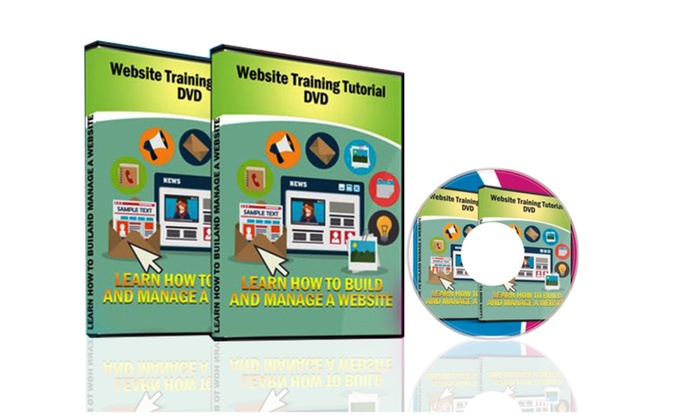 Learn How to Build and Manage a Website with WordPress (Tutorial Dvd)
