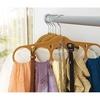 Simplify 2-Pack Velvet Accessories Hanger