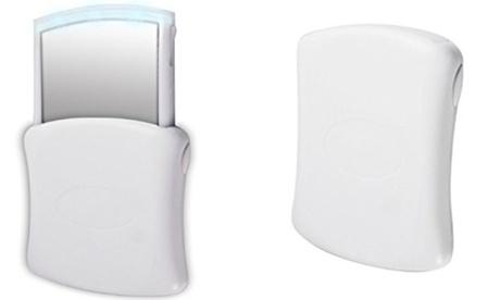 Pop-Up LED Travel Mirror - 2 Pack 0ff112c5-a425-4dab-836b-4b59639b4d57
