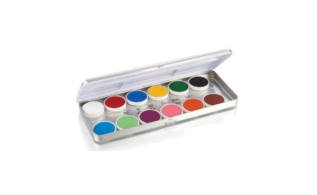 Ben Nye MagiCake Aqua Paint Palette (6 or 12 Colors) acb57935-4085-4692-b5c5-4be0ebd06b42