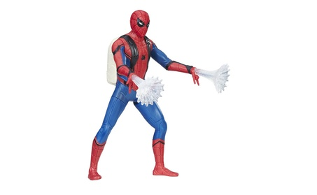 Spider-Man Homecoming Spider-Man Feature Figure 6-inch Toy a2026717-d995-47ab-9694-b0dc357092df