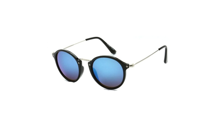 MLC Eyewear Round Fashion Club Sunglasses UV400