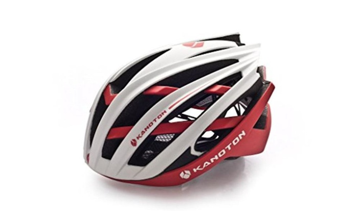 Men Women Cycling Bike Sports Safety Helmet with Flashing Light