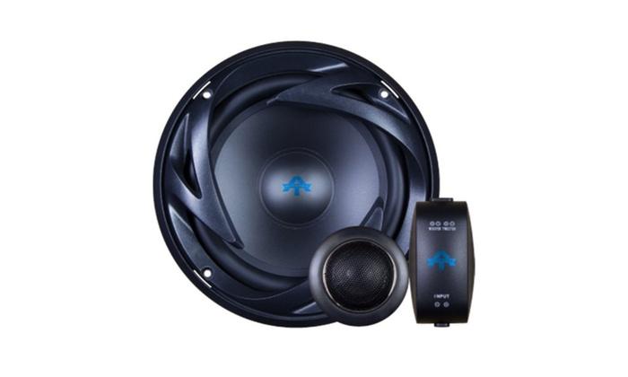 "Pair AUTOTEK ATS65C 6.5/"" 600 Watt Car Audio Component Speakers"