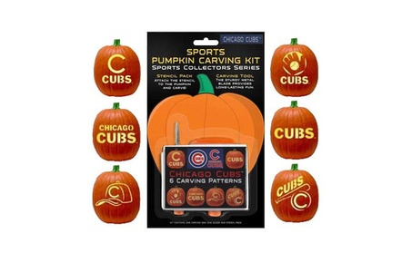 Chicago Cubs Pumpkin Carving Kit 520d0a07-cd33-49e9-90b3-61eab9f03a68