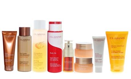 Best of Clarins Skincare -Anti-Cellulite Cream, Flash Balm, and More