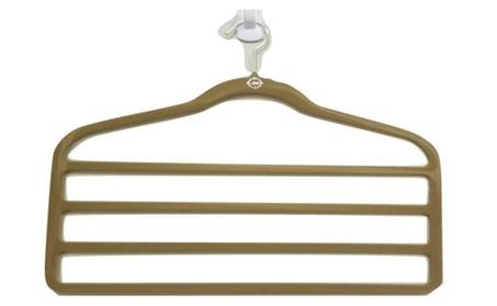 Tell Sell Premium New Hanger 4 Bar Suit hanger Pair b646ce77-f1ad-4229-9027-a4de56f20aaf
