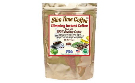 Diet Coffee w/ a Blend of Flavorful Natural Body Slimming Extracts 5a3a3e6e-5a34-45fe-b049-cf0f57b62ed8