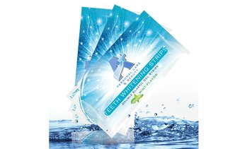 Professional 3D Teeth Whitening Strips (28-Count)