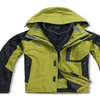 Men Windbreaker Waterproof Mountaineering 3in1 Coat Jacket