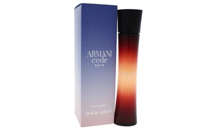 4f23fb05f3c Armani Code Satin by Giorgio Armani for Women - 1.7 oz EDP Spray ...
