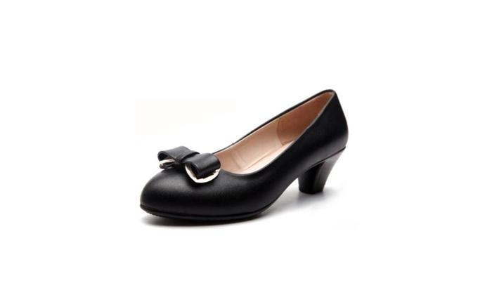 Women's Solid Casual Fashion High Heels