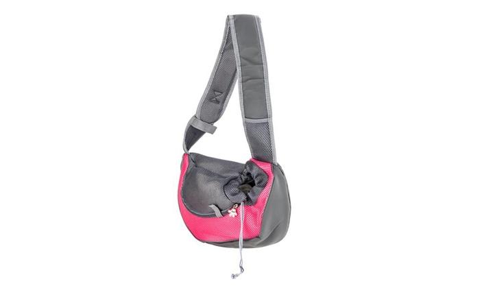 Comfort Travel Tote Pet Dog Cat Puppy Carrier Shoulder Bag Purse Sling Backpack