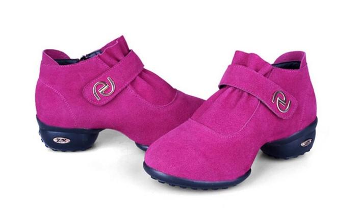 Women's Designer Ballroom Pro Soft Sole Dance Shoes