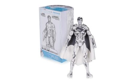 DC Comics: Blueline Superman Action Figure Limited Ed Jim Lee 3db40ad5-553e-4581-aff8-4f4d6cd5c0dd