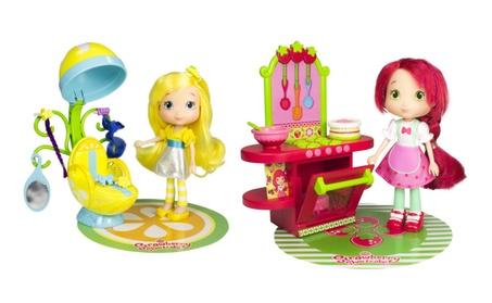Strawberry Shortcake Berry Bitty Shops with Doll 49d135f7-3504-4348-906e-0cb493fa4202