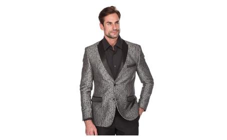 Porto Filo Men's Slim Fit Blazer