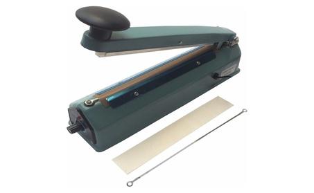 """Smart 8"""" Heat Sealing Impulse Plastic Sealer Machine b99e4650-d0a7-4dfa-808d-49dd6108ff2d"""