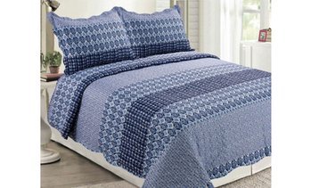 Spring Collection Bedspread Quilt Sets (3-Piece)