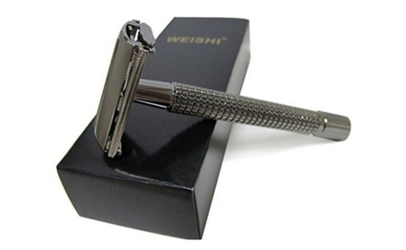 Long Handle Version Double Edge Safety Razor d6f86ed9-121a-450c-8189-b8035088be45