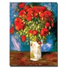 Vincent van Gogh 'Poppies' Canvas Art