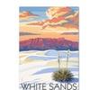 Lantern Press 'National Park 13' Canvas Art