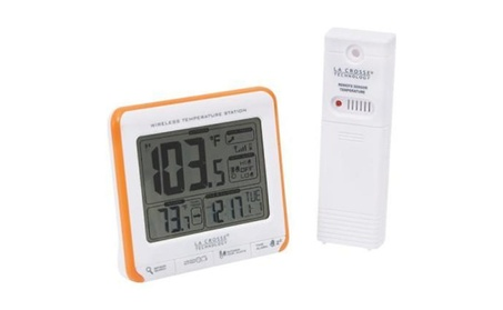 Lacrosse Technology 308-179OR Orange Wireless Thermometer (Goods For The Home Kitchen & Dining Gadgets & Utensils) photo