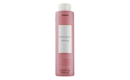 Korres Pomegranate Toner Oily - Combination Skin 6.76oz / 200ml f5f7293f-86af-441e-b327-6e93962dfaeb