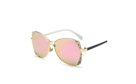 Women's Fashion Polarized Metal Luxury Sunglasses e87de15f-9de1-4e3b-a8e7-431527ff8ad9