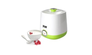 Look Good Feel Great YM-6/2393 Yogurt Maker with Storage Container