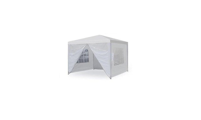 ... Avenue A White Outdoor Gazebo Canopy Tent  sc 1 st  Groupon & White Outdoor Gazebo Canopy Tent | Groupon