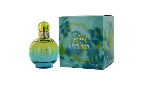 Island Fantasy Britney Spears Edt Spray 3.4 Oz 2a706c5b-1c7b-4192-9cbd-d3e65a22b311