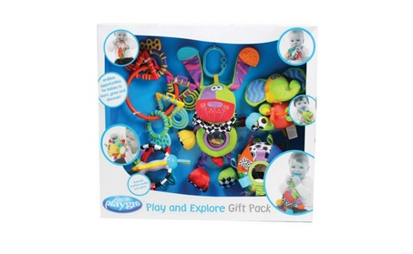 Playgro Play and Explore Gift Pack 53a6254f-3ab4-464e-8765-a8b1aceee376