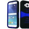(XL) Samsung Galaxy J7 (2015) Armor Case Stand Dr. Blue