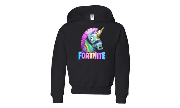 Fortnite llama kids hoodie
