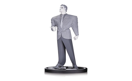 DC Comics Batman: The Joker by Frank Miller Black/White Statue Limited 52cec150-b5cc-4c8c-ba1f-fe2054b2ecac