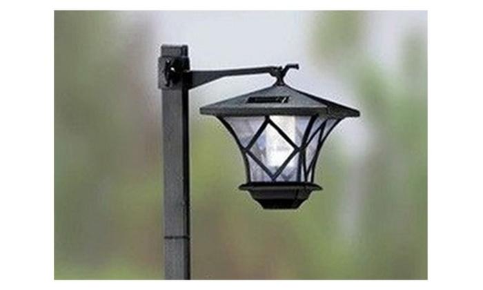 Modern Home Solar Led Street Lamp Post