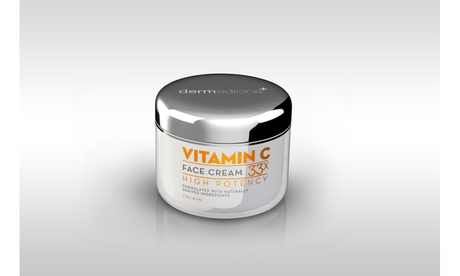 Dermedicine Vitamin C 33x Anti-Aging Face Cream (2 Oz.)