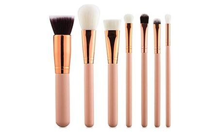 Compact & Professional Salon Grade Makeup Brush Set (8 Units) 167b932c-5a65-4bc7-b8aa-57f869d59a4d