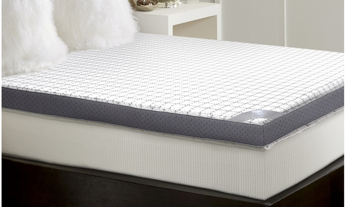 Mgm Grand Hotel Platinum Collection 3 Memory Foam Mattress Topper