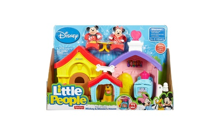 Fisher-Price Little People Magic of Disney Mickey aa81f066-fbf3-460f-935b-57f3d84120ca