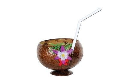 Beistle Coconut Cup 10 Oz - 12 Pack (1/Pkg) e41e7ac2-e6fd-419b-9acb-c7e230edf0a7
