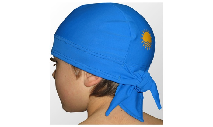 Nammu Sun Protective swim bandana hat