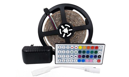 5 Meter 5050 LED RGB Strip Light (1 or 2 Pack)