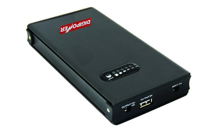 Digipower 4400 mAh Rechargeable Battery for Laptops and Mobile Devices