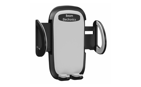 Universal Smartphone Car Air Vent Mount Holder Cradle photo