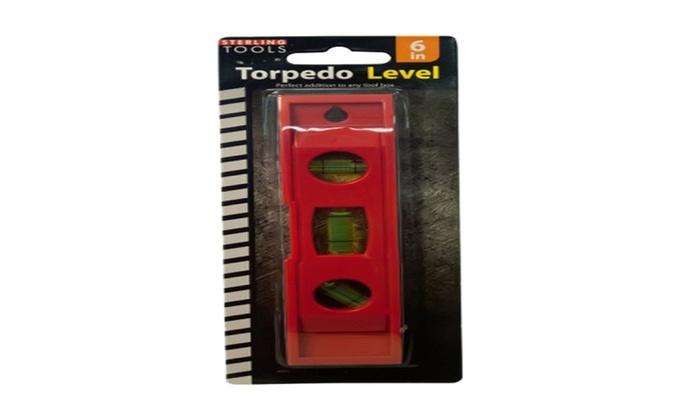 Kole Imports Torpedo Level - Pack of 24
