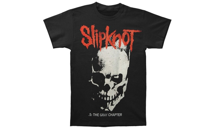 10172eee Up To 59% Off on Slipknot Men's Skull and Trib...   Groupon Goods