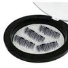 Fashion 3D Magnetic False Eyelashes Fake Eye Lashes Extension