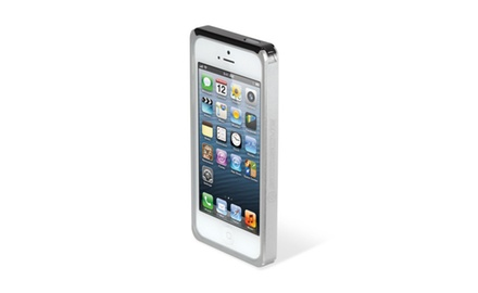 Scoshe Sleek Aluminum Bumper Case for IPhone 5 & 5S